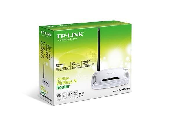 Roteador TP Link TL-WR740N