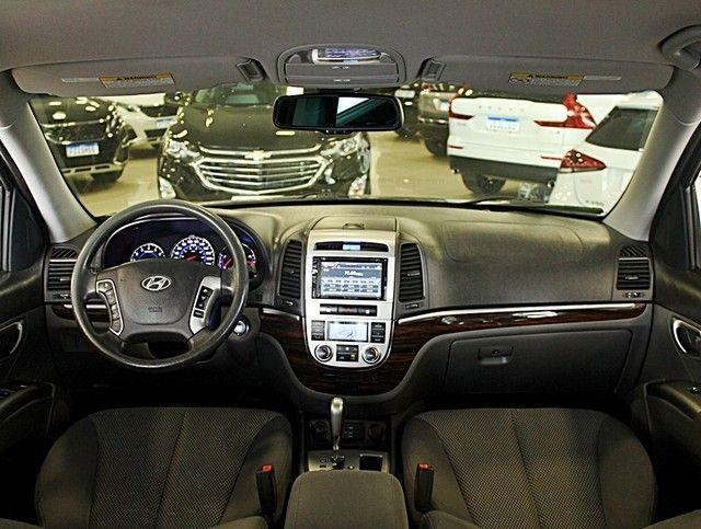 Hyundai Santa Fe FÉ 3.5 V6 GASOLINA 7L AWD AUT 4P - Foto 5