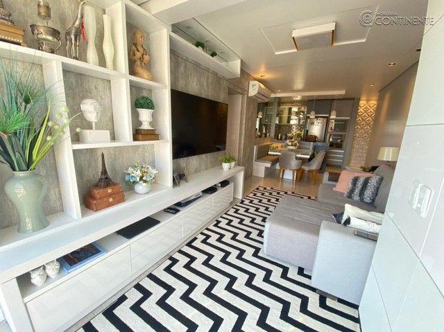 Apartamento à venda com 3 dormitórios em Balneário, Florianopolis cod:1366 - Foto 4