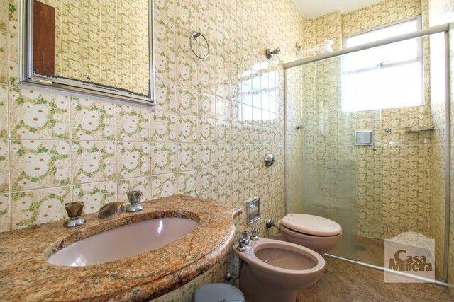 Apartamento à venda com 4 dormitórios em Santo antônio, Belo horizonte cod:273081 - Foto 12