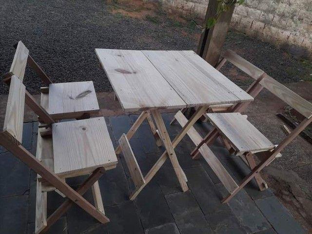Mesas dobráveis  - Foto 3