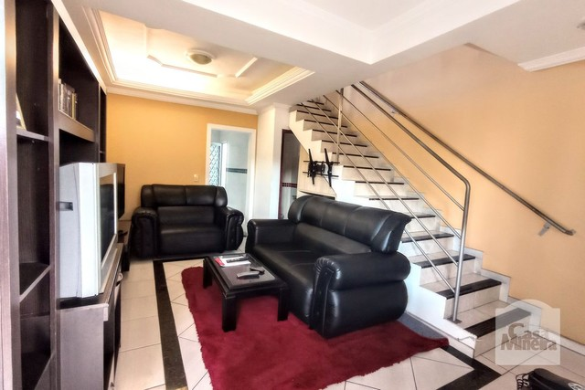 Casa à venda com 3 dormitórios em Santa mônica, Belo horizonte cod:314290 - Foto 2