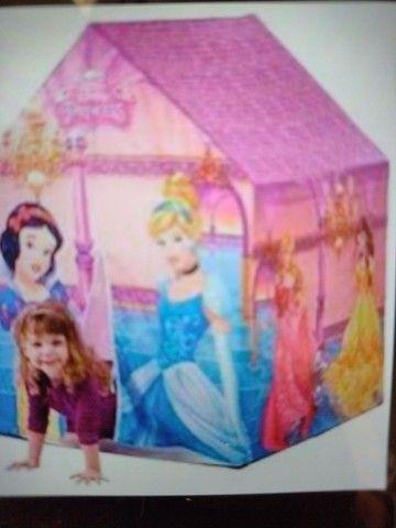 Barraca / Tenda de Montar das Princesas