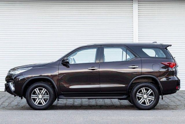 Toyota hilux sw4 4x2 srv flex 2018 automatica *IPVA 2021 PAGO* - Foto 19