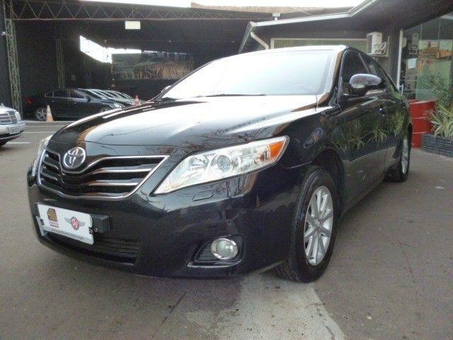 Toyota Camry Xle 3.5 2011 Blindado 151mkm