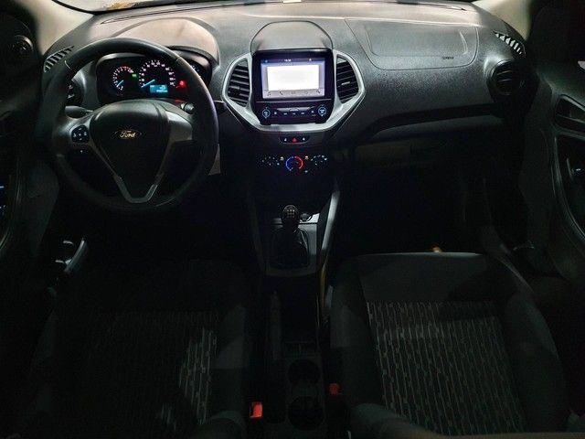 FORD KA 2019/2020 1.0 TI-VCT FLEX SE PLUS MANUAL - Foto 8