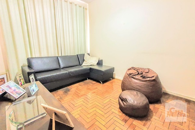 Apartamento à venda com 3 dormitórios em Santo antônio, Belo horizonte cod:278266 - Foto 6