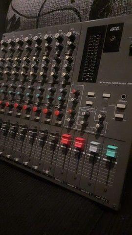 console de áudio 8 Canais importada SONY
