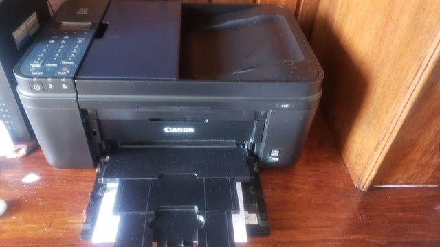 Impressora Multifuncional Canon pixma e481  - Foto 4