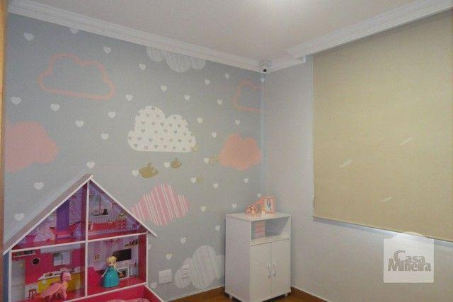 Apartamento à venda com 3 dormitórios em Paquetá, Belo horizonte cod:319588 - Foto 7