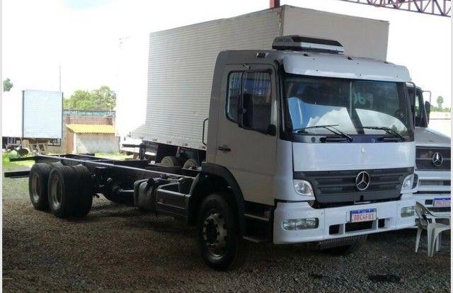 Mercedes-Benz Atego ( ENTRADA + PARCELA ) - Foto 2