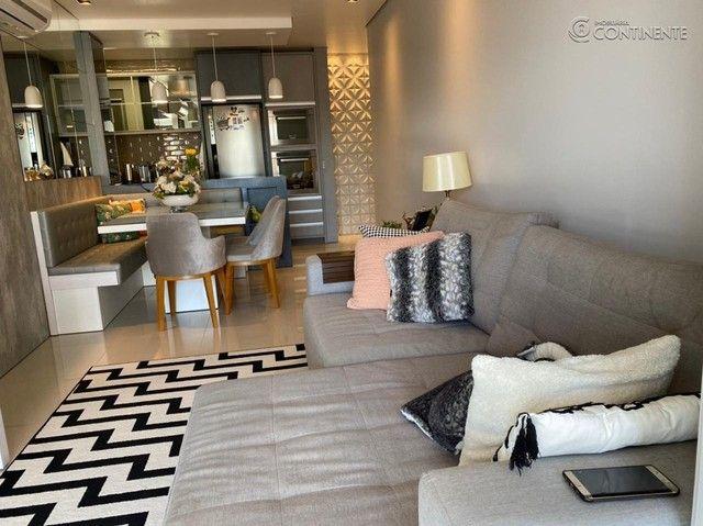 Apartamento à venda com 3 dormitórios em Balneário, Florianopolis cod:1366 - Foto 3