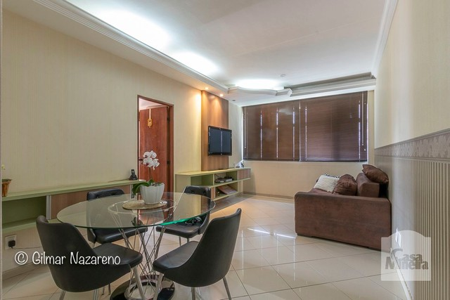 Apartamento à venda com 3 dormitórios em Savassi, Belo horizonte cod:270825