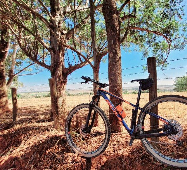 Bike carbono 29 Soul Vesuvio Team S - Foto 2