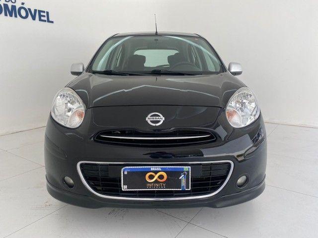 Nissan March SR 1.6 2014 // extra // com garantia