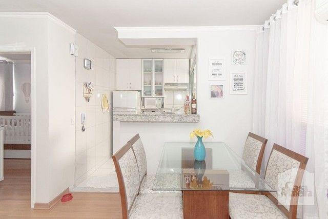 Apartamento à venda com 2 dormitórios em Minas brasil, Belo horizonte cod:253666 - Foto 3