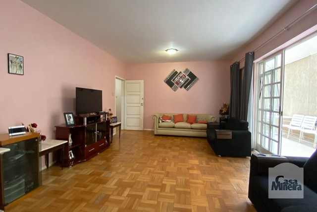Apartamento à venda com 4 dormitórios em Santa efigênia, Belo horizonte cod:275590