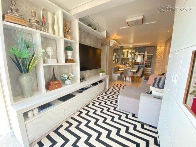Apartamento à venda com 3 dormitórios em Balneário, Florianopolis cod:1366 - Foto 5