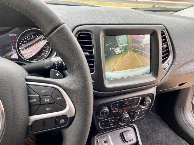 Jeep Compass Longitude 2.0 Flex ano 2021/21 * Apenas 5.800 Km  - Foto 8