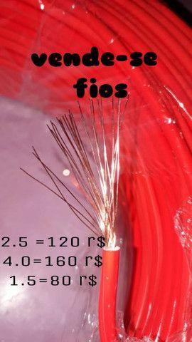 Vendo peça de fios vários tamanhos . - Foto 3