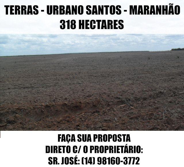 Terras / Fazenda - Urbano Santos (MA) - 318 Ha - Faça Sua Proposta - Foto 2