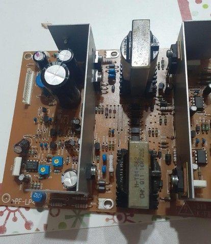 Placa De Potência  Fonte  Impressora Epson Stylus Pro 7800 - Foto 2