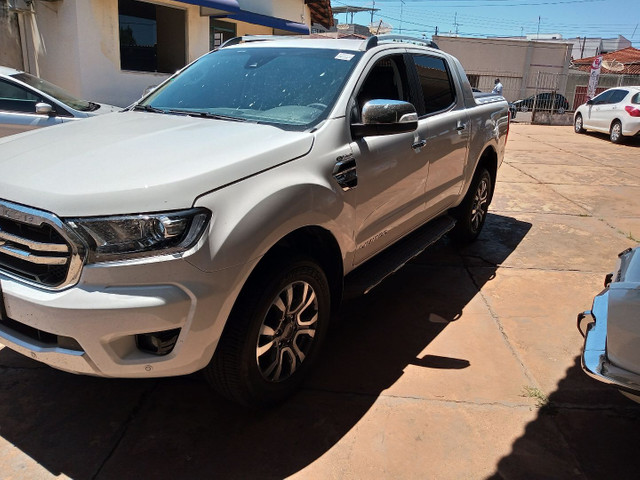 Ford ranger limited  2020/2021 km 5.000completo 4x4 - Foto 2