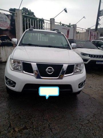 Nissan Frontier Cabine Dupla Turbo - Foto 2
