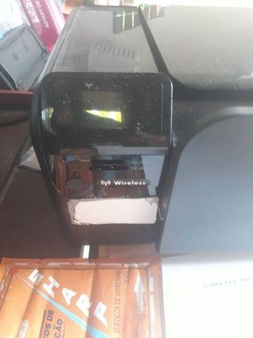 Impressora HP Photosmart c4680 e c4780 wifi - Foto 4