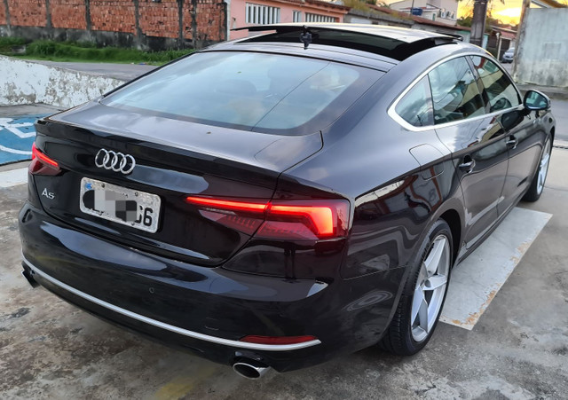 Audi A5 Sportback 2.0 PRESTIGE PLUS 2019 COM 16 MIL RODADOS! - Foto 6