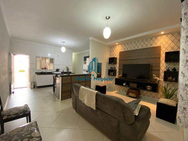 Casa com 2 dorms, Parque Ideal (Nova Veneza), Sumaré - R$ 299 mil, Cod: CA1266