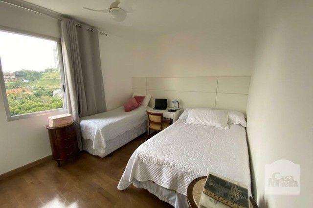 Apartamento à venda com 3 dormitórios em Vale do sereno, Nova lima cod:279313 - Foto 9