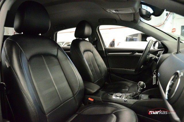 Audi A3 SEDAN 1.4 LM 150HP 58 MIL KM UNICO DONO 4P - Foto 13