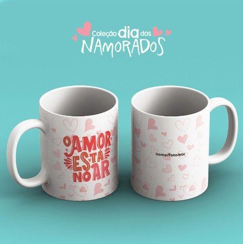 Canecas De Dia Dos Namorados Personalizada 325ml #. Gpdfn Bcqjw - Foto 5