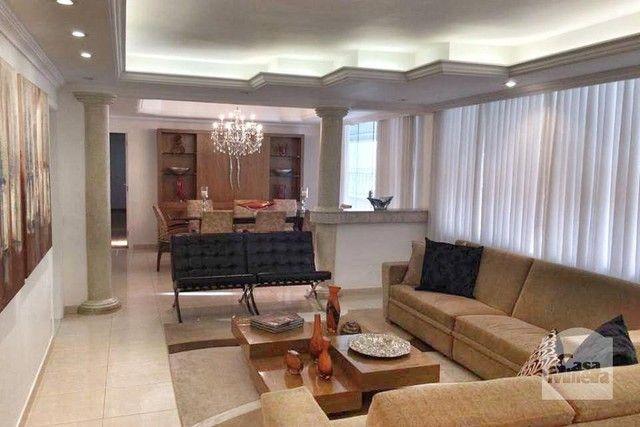 Apartamento à venda com 4 dormitórios em Santo antônio, Belo horizonte cod:273863