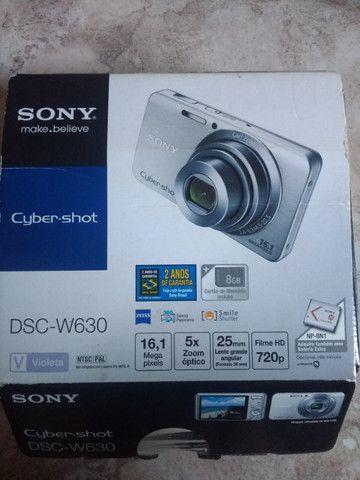 Câmera Sony Cybershot - Foto 3