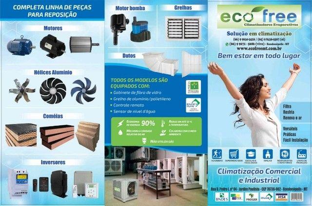 Climatizadores Evaporativos Ecofree  - Foto 2