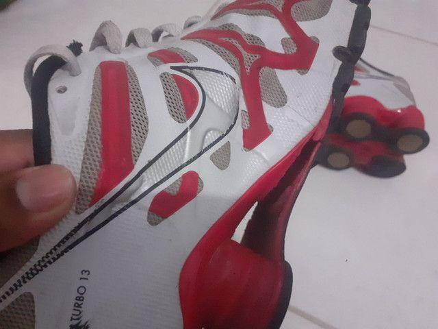 Nike shox turbo original n° 43 Curitiba  - Foto 4