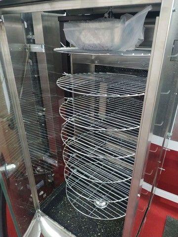 Assador de frango rotativo 70kg JM Equipamentos Paulo Malmegrim - Foto 2