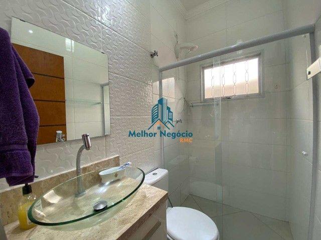Casa com 2 dorms, Parque Ideal (Nova Veneza), Sumaré - R$ 299 mil, Cod: CA1266 - Foto 13
