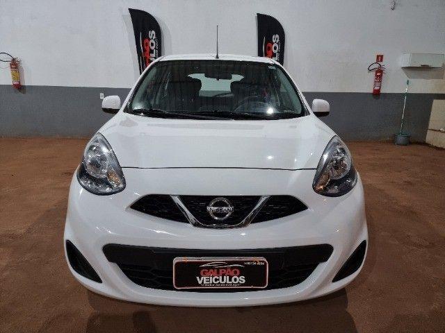 Nissan March 1.0 SV 2019 - Foto 2