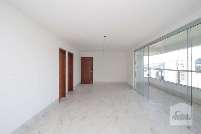 Apartamento à venda com 4 dormitórios em Luxemburgo, Belo horizonte cod:278309