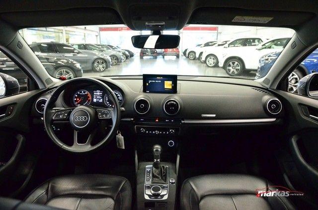 Audi A3 SEDAN 1.4 LM 150HP 58 MIL KM UNICO DONO 4P - Foto 8