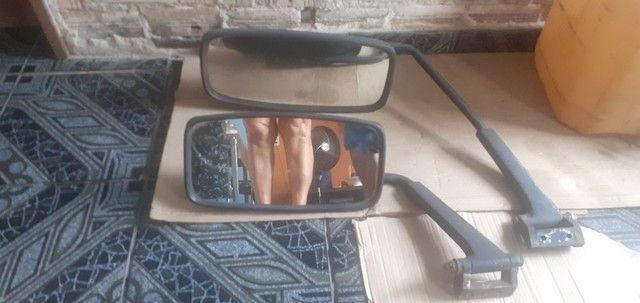 2 Retrovisor de Caminhão - Foto 2