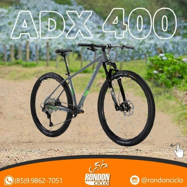 Bike Audax ADX 400 - Nova - Foto 5