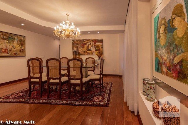 Apartamento à venda com 4 dormitórios em Lourdes, Belo horizonte cod:253467 - Foto 10