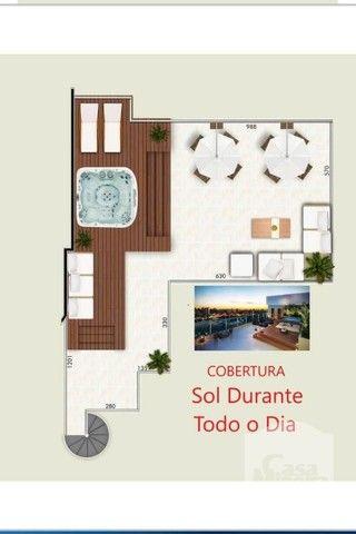 Apartamento à venda com 4 dormitórios em Santa lúcia, Belo horizonte cod:265827 - Foto 4