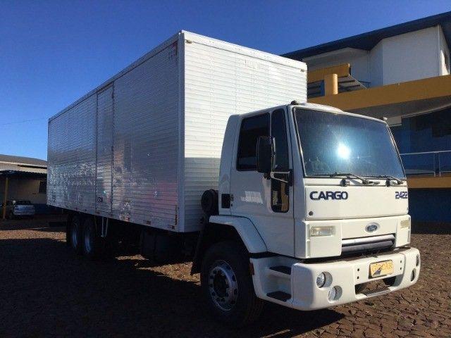 Ford Cargo 2422 6x2 - Foto 2