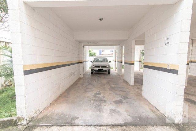 Apartamento à venda com 2 dormitórios em Castelo, Belo horizonte cod:255379 - Foto 14