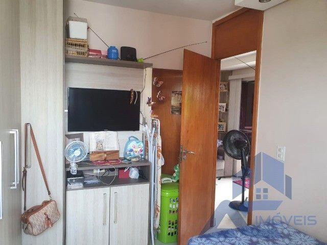 Paradiso Girassol > 44m², 2 Dormitórios c/ Banheiro Social, 1 Vaga, Próx. Bemol Torquato - Foto 6